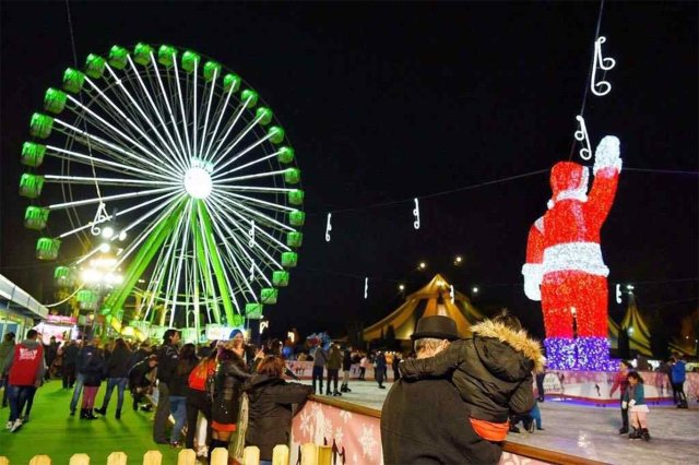 navidad alcala noria482051430 - Navidad con niños en Madrid