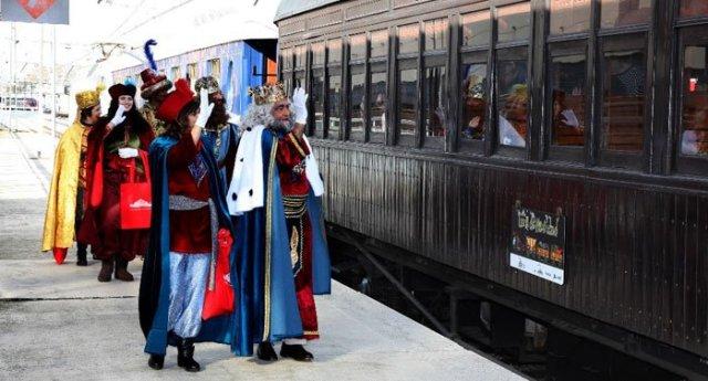 tren de la navidad165418189 - Navidad con niños en Madrid