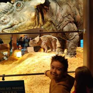 IMG 20190203 WA0021 - Visita a Jurassic World Exhibition en Madrid
