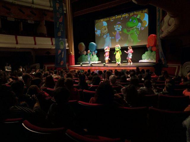 img 20190223 1305177192414237790068789 - Teatro para niños con El Maravilloso Mundo de Drilo