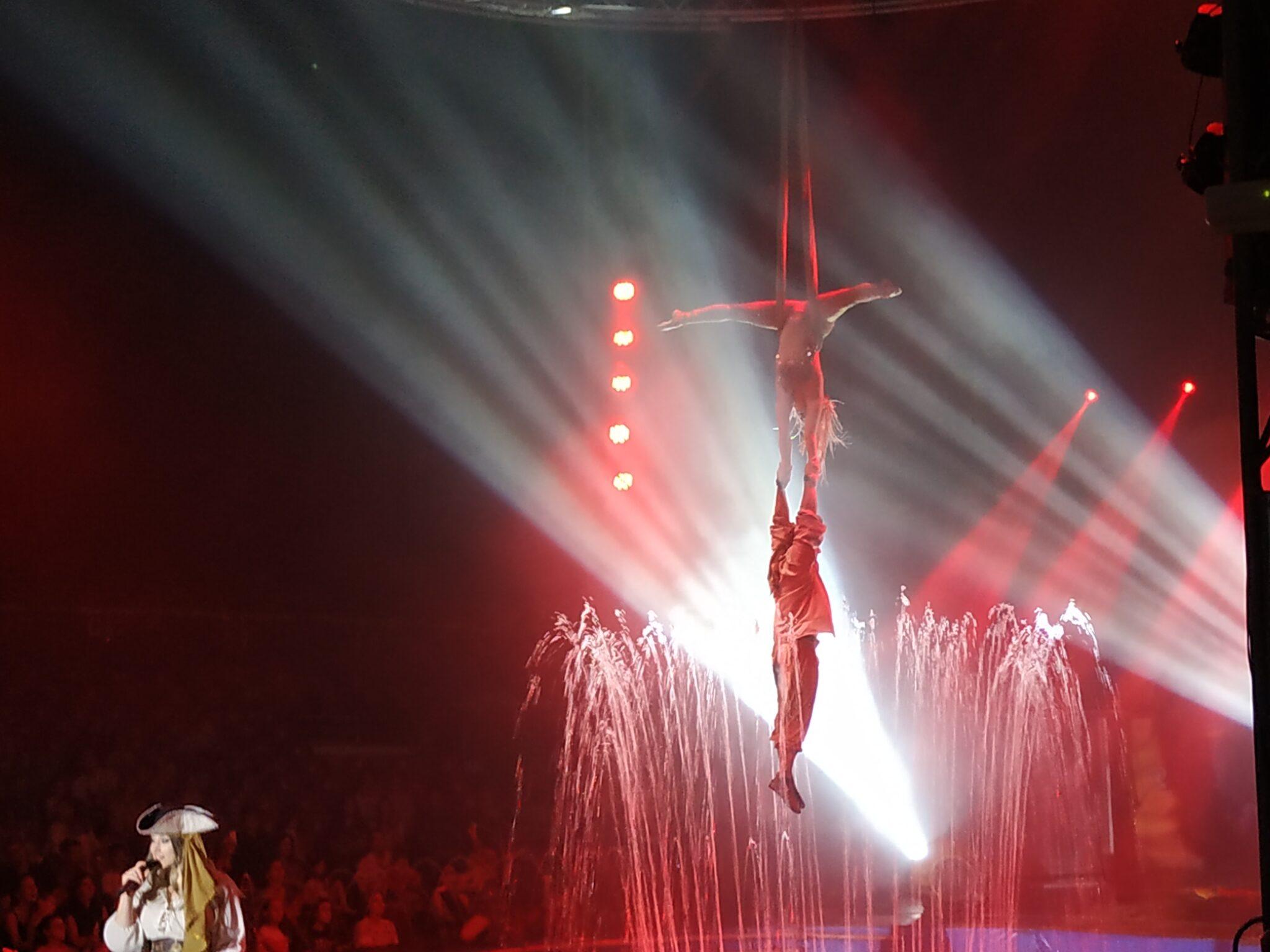 IMG 20191012 182127 - Circos sin animales. Visita el Circo sobre Agua en Madrid