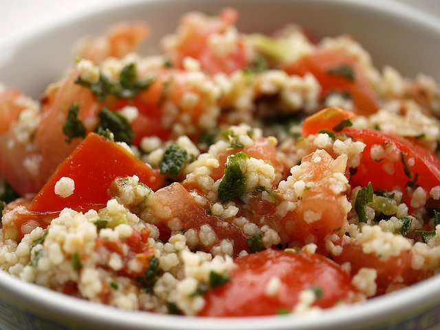 couscous 1112012 6408077928552749792996 - Batch cooking o Meal Prep? Cómo cocinar una sola vez para toda la semana (con menú)