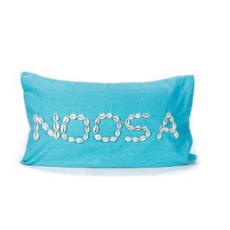 Noosa linen shell cushion