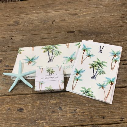 Palm tree gift pack