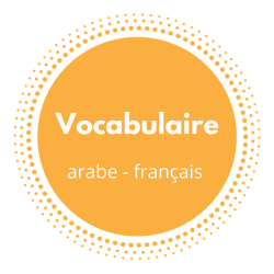 2. Vocabulaire du quotidien