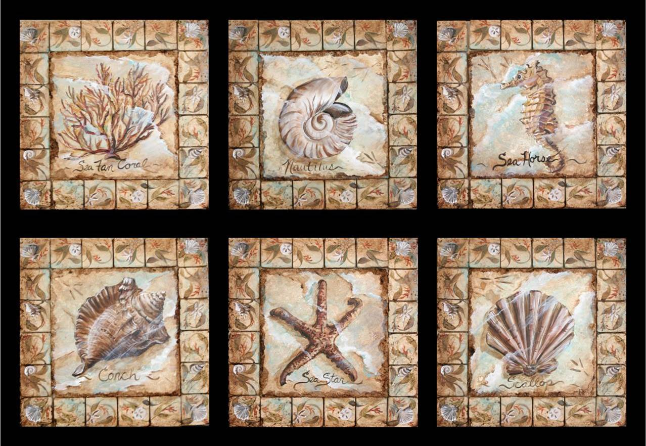 decorative tiles for kitchen black island with seating hand painted tile inserts