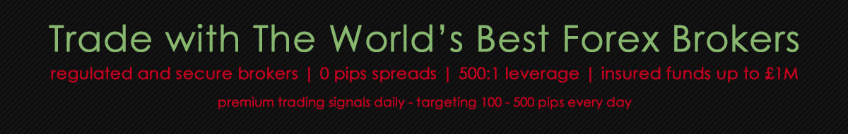 Trade with the world's best forex brokers with 0 pips spreads, 500:1 leverage, and profitable trading ideas daily