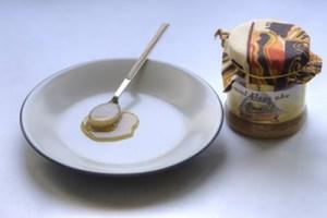 Miel Blanc d'Oku en pot à déguster
