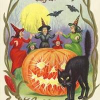 vintage halloween!