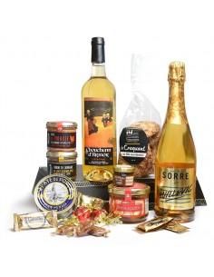 Panier Gourmand Pas Cher : panier, gourmand, Paniers, Gourmands, Garnis, Cadeaux, Trésorsdesrégions.com