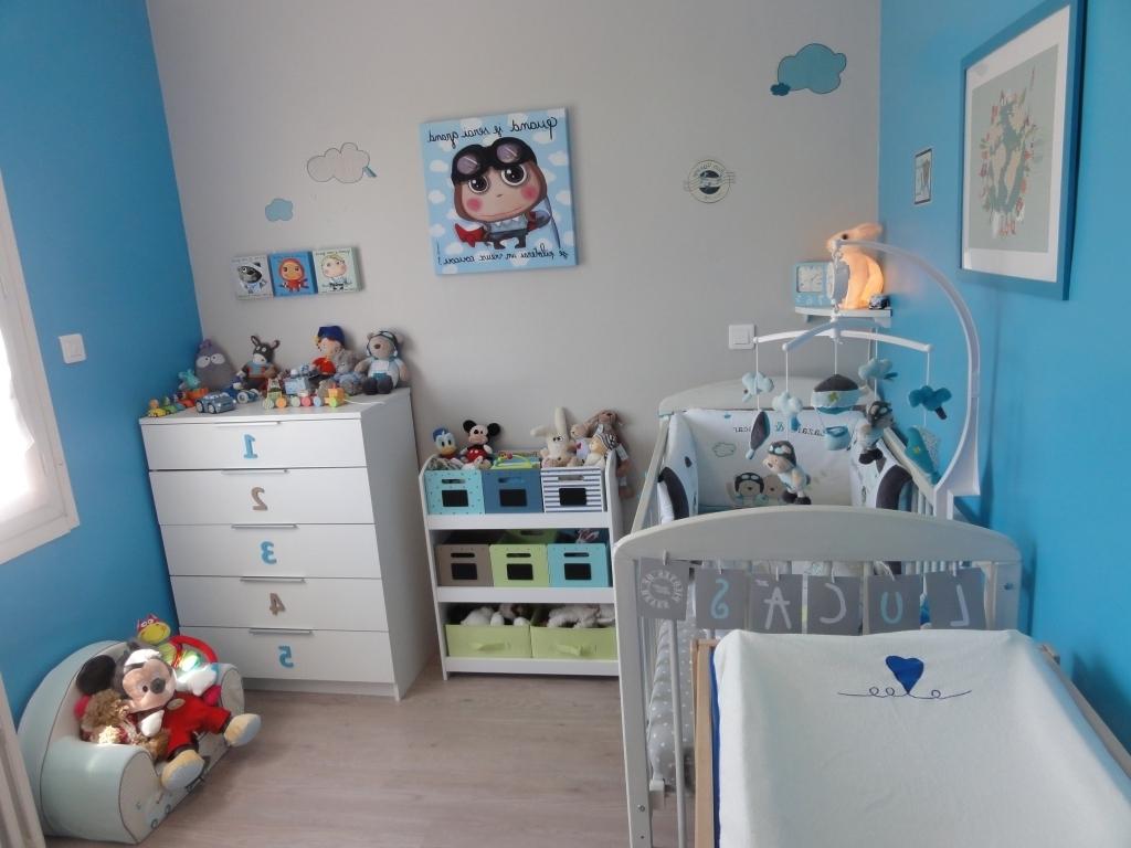 Decoration Chambre Adulte Garcon | Deco Murale Chambre ...