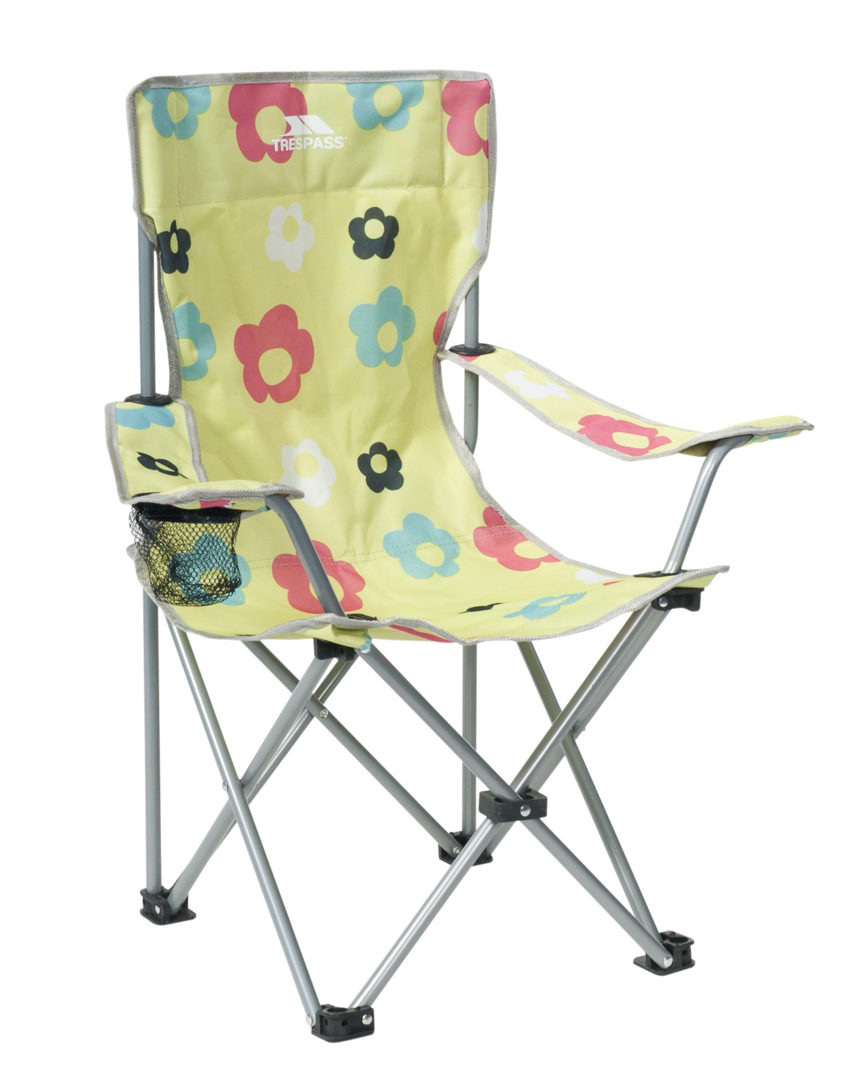 Kids Folding Chair Trespass Joejoe Kids Folding Garden Camping Chair With