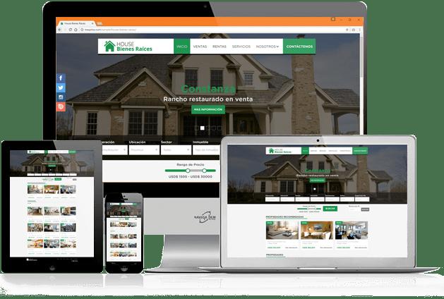Diseño de pagina web en República Dominicana