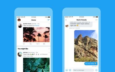 Twitter rediseña su web y aplicación al estilo Instagram