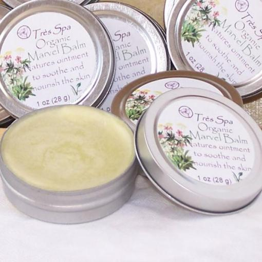 Très Spa Organic Marvel Balm | with Organic Mango Butter