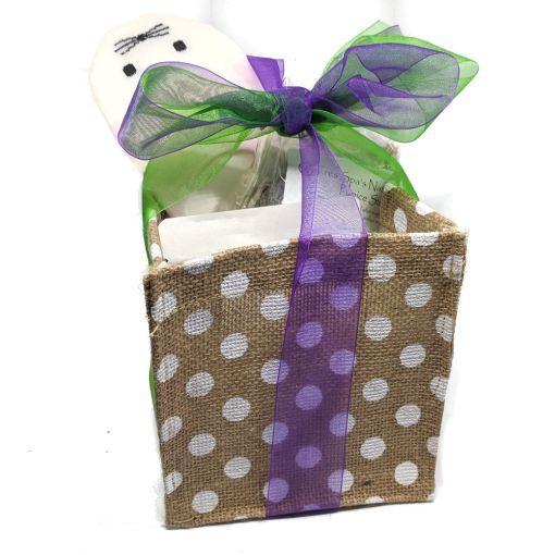 Tres Spa Polka Dot Pedicure Gift