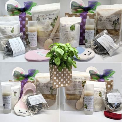 Tres Spa Polka Dot Pedicure Gift