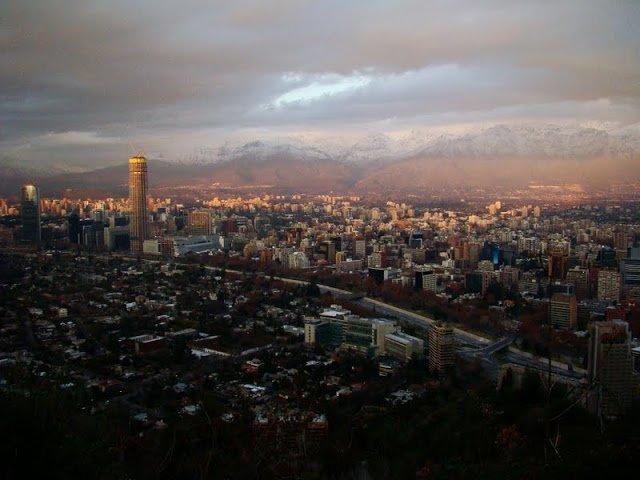 Santiago de Chile - tresvodka