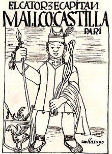 plomo Mallco_Castilla_Pari wikiepdia