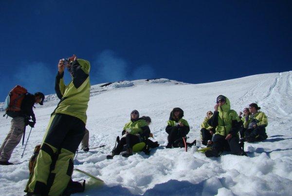 atrakcje Chile - villarica