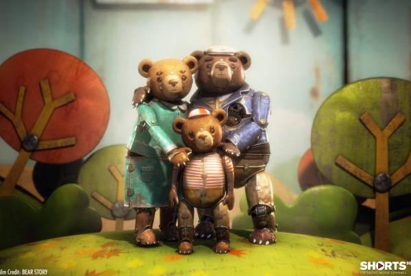 Oscar dla Chile - BEAR STORY