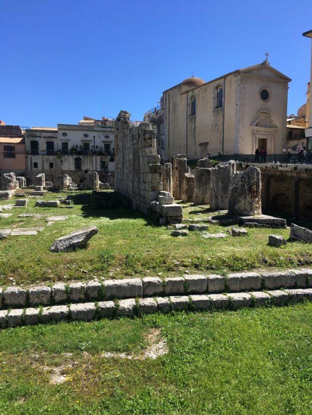 Siracusa, Sicilia on the road, viaggio con bambini, trevaligie