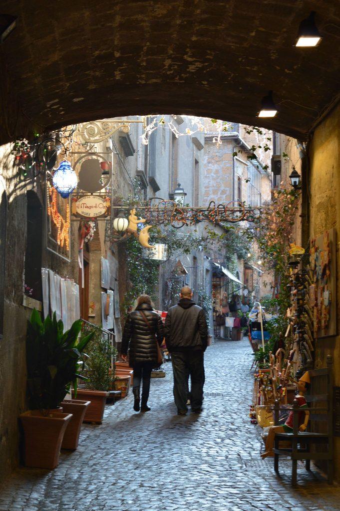 Orvieto, Umbria, Viaggio con i bambini, trevaligie