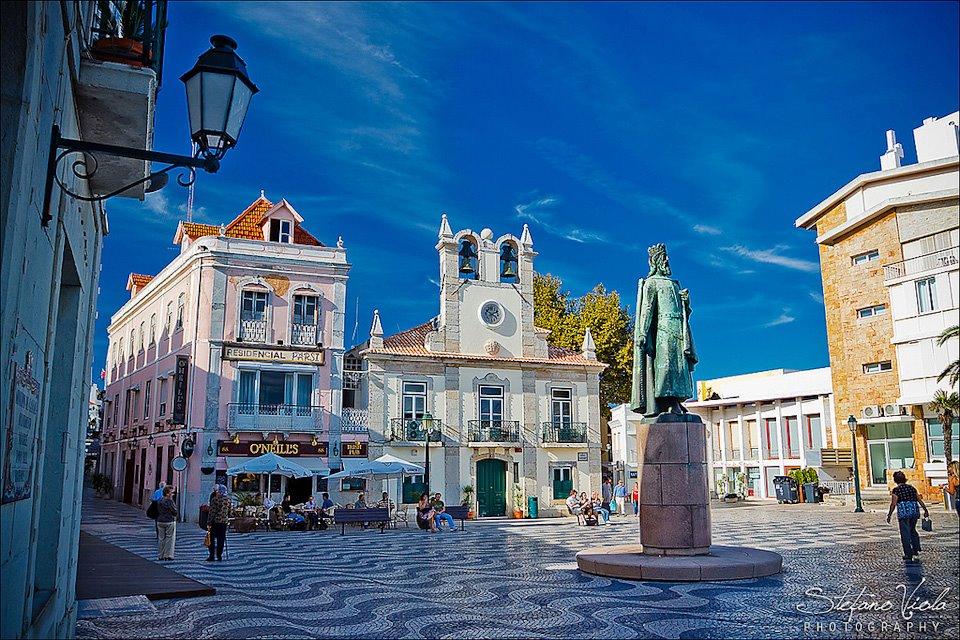 Cascais, Lisbona, portogallo on the road, trevaligie
