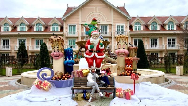 Un capodanno con la famiglia al Gardaland Resort