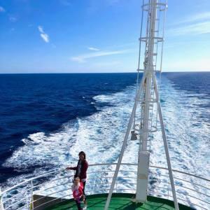 trevaligie, viaggiare in nave, viaggio on the road, viaggi con i bambini, alternativa all'aereo