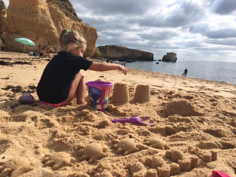 Algarve, portogallo, viaggio on the road con bambini, trevaligie.
