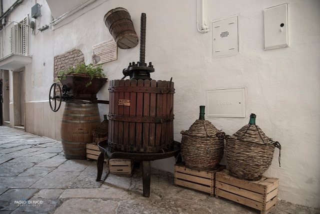 Gaeta, centro storico di Gaeta, museo del vino, Trevaligie