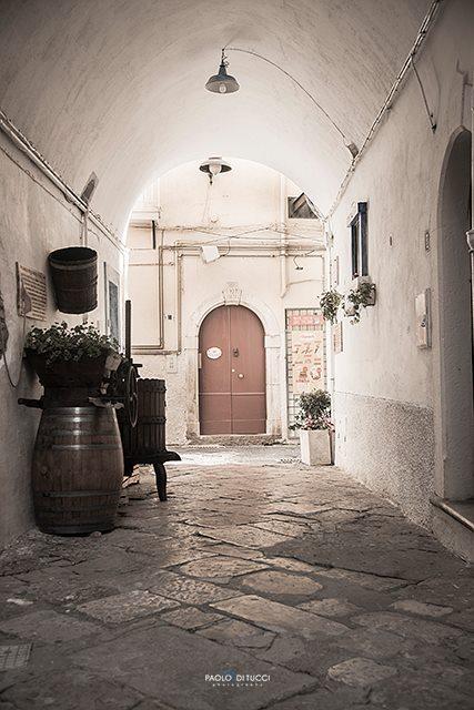 Gaeta, Centro storico, Museo del vino, trevaligie