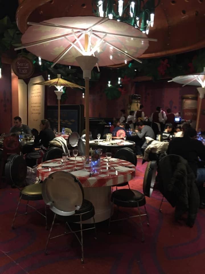 Mangiare a Disneyland Paris, eurodisney, chez rely, ratatouille, trevaligie