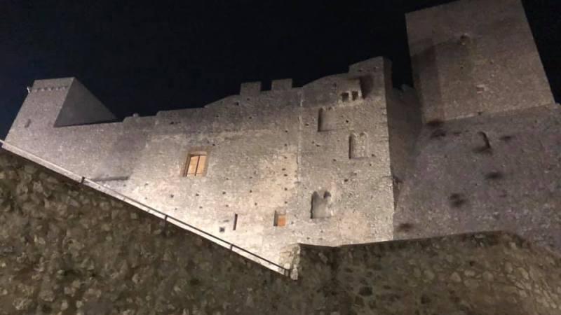 I fuochi di San Giuseppe. La notte magica di Itri.