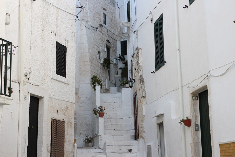 ostuni, viaggio on the road con bambini in Salento, trevaligie