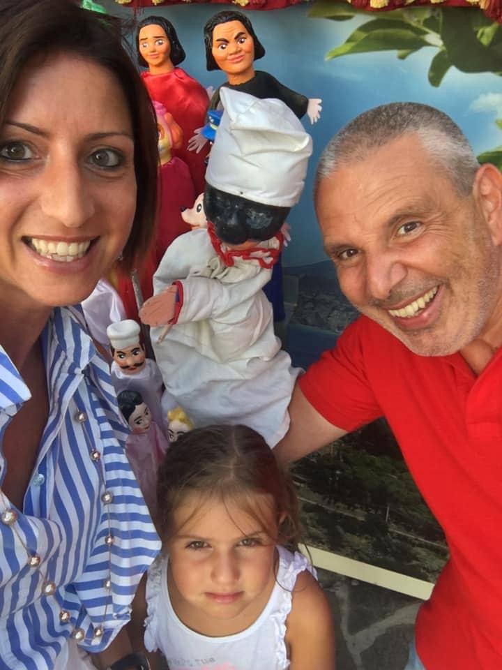 Teatro burattini mercurio, vacanza a gaeta con i bambini, trevaligie