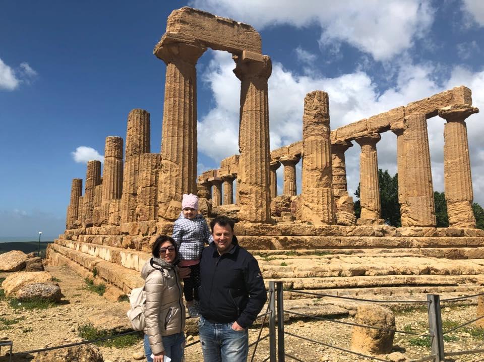 Valle dei templi, agrigento, viaggio on the road in sicilia con bambini, trevaligie