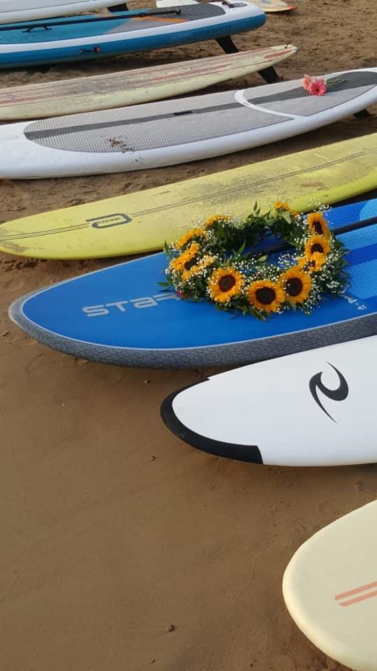 Leonardo D'Angelo, surf, paddle out, gaeta, trevaligie