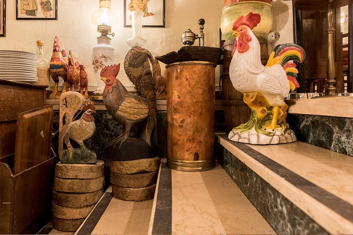 Il Gallo d'Oro. Ristoranti a Parma