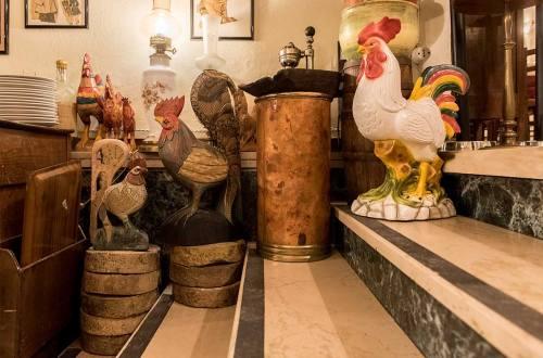 Il Gallo d'Oro. Ristoranti a Parma, trevaligie