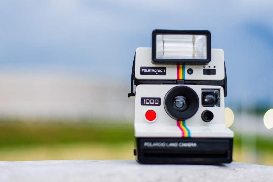 Polaroid, cosa regalare a Natale, regalo da viaggio, trevaligie