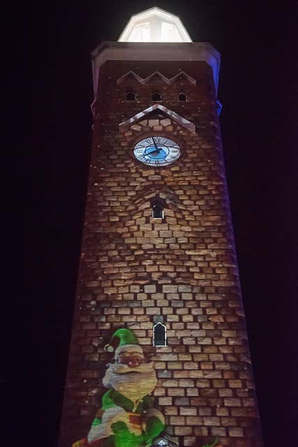 """Le luminarie di Gaeta. Edizione 2019 di """"Favole di Luce"""""""