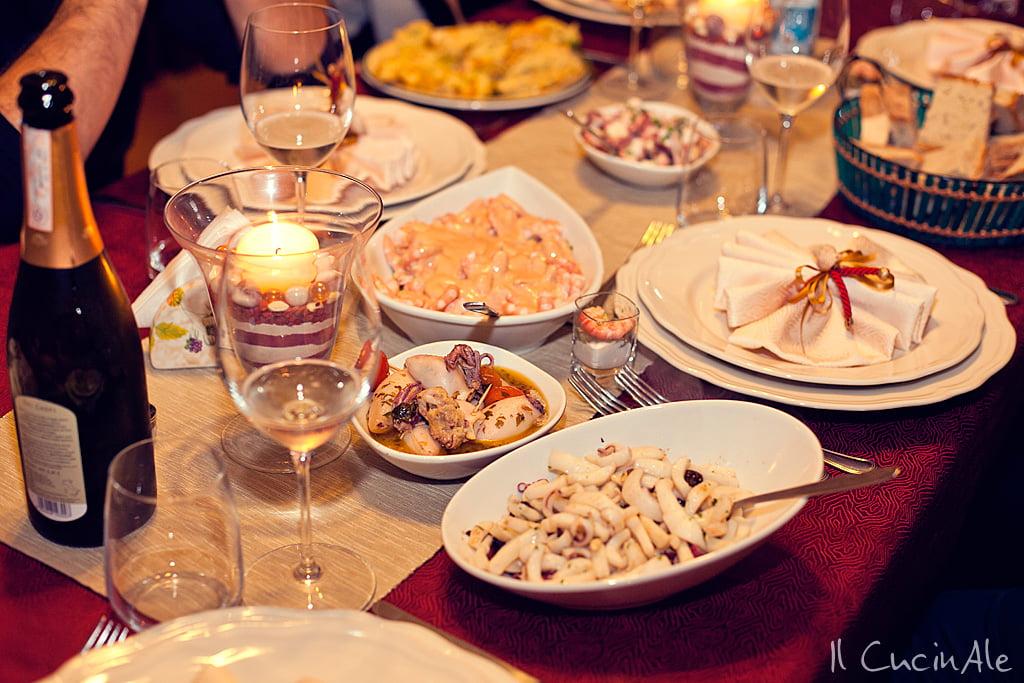 Capodanno a Gaeta, ricette della tradizione gaetana, trevaligie
