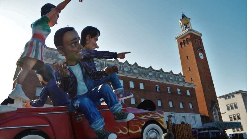 Il Carnevale di Gaeta, edizione 2020.