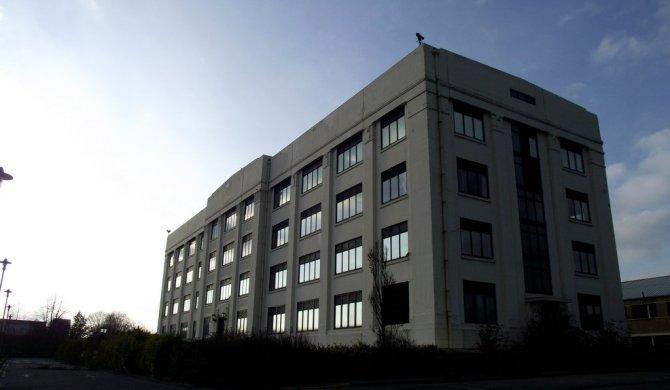 Eli Lilly Pharmaceuticals Basingstoke