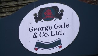 Gales Brewery (George Gale & Co. Ltd) Horndean