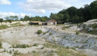 Kingsclere Lime Quarry Hampshire