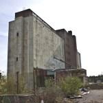 Water Eaton Grain Silo Oxfordshire