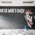 Graffiti School Ronse - Belgium